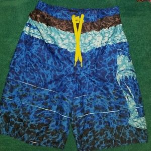 Joe Boxer swimming trunks nwot size 12 m
